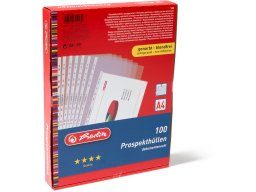Herlitz PP punched pockets