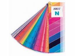Abanico muestrario de colores HKS-N