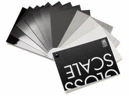 NCS Gloss Scale colour fans