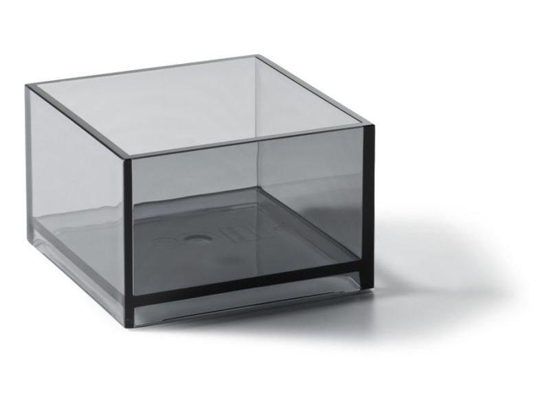 palaset kunststoffboxen farbig minibox p 04 minibox p 04 125 x 125 x 77 opak wei kaufen. Black Bedroom Furniture Sets. Home Design Ideas