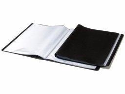 Display book, basic, black