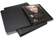 Rumold ring binder, black