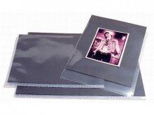 Fundas p. carpetas present. Prat Cristal Laser 502