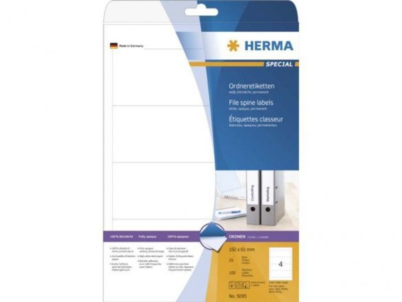 Etichette Herma Superprint (confezione grande)