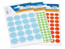 Herma colour adhesive dots, small pack
