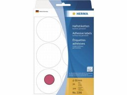 Herma colour adhesive dots, office pack