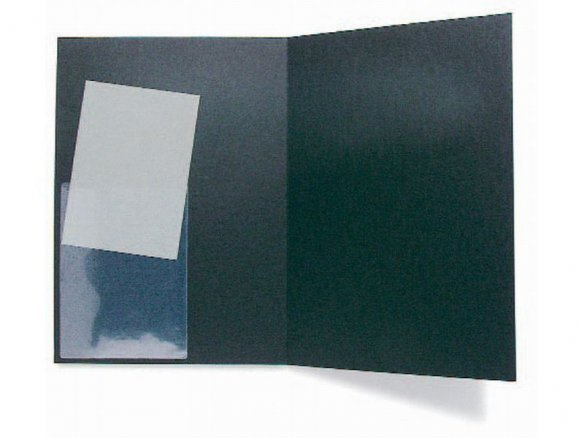 Rectangular pouch, self-adhesive