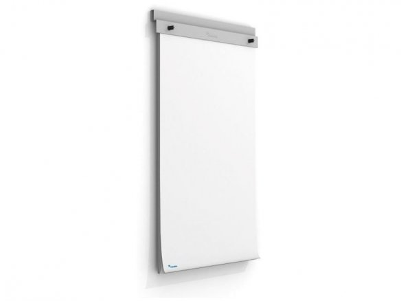 Skin flipchart pad holder