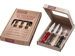 Opinel kitchen knife set