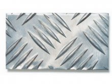 Aluminium chequer plate, Quintett W5 custom cutting
