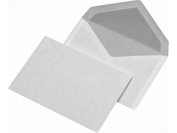 Standard envelope, gummed (needs moisture)