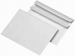 Standard envelope, press sealed