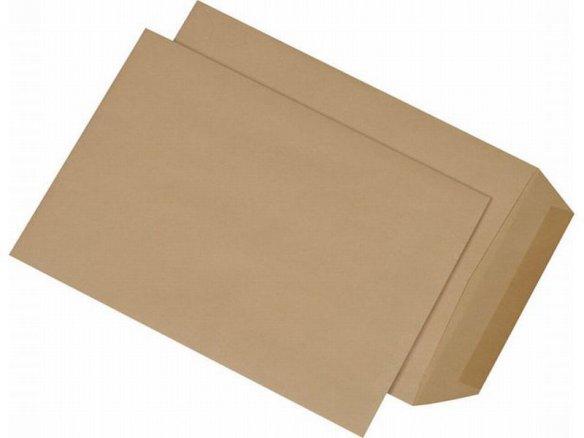 Standard mailer, gummed