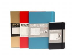 Leuchtturm weekly calendar & notebook 12 mo.