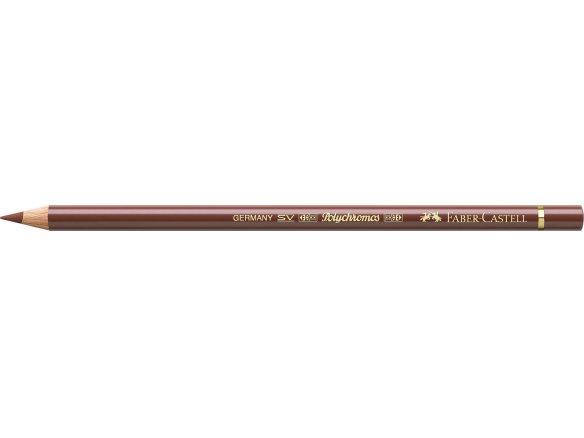 Faber Castell Polychromos Pencil Burnt Sienna
