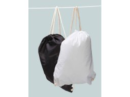 Westford Mill Cotton Gymsac, gym bag