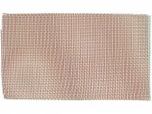 Wire mesh, copper, flexible custom cutting