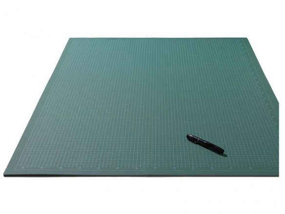 Standard cutting mats, table sizes