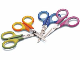 Wedo child scissors, soft-grip