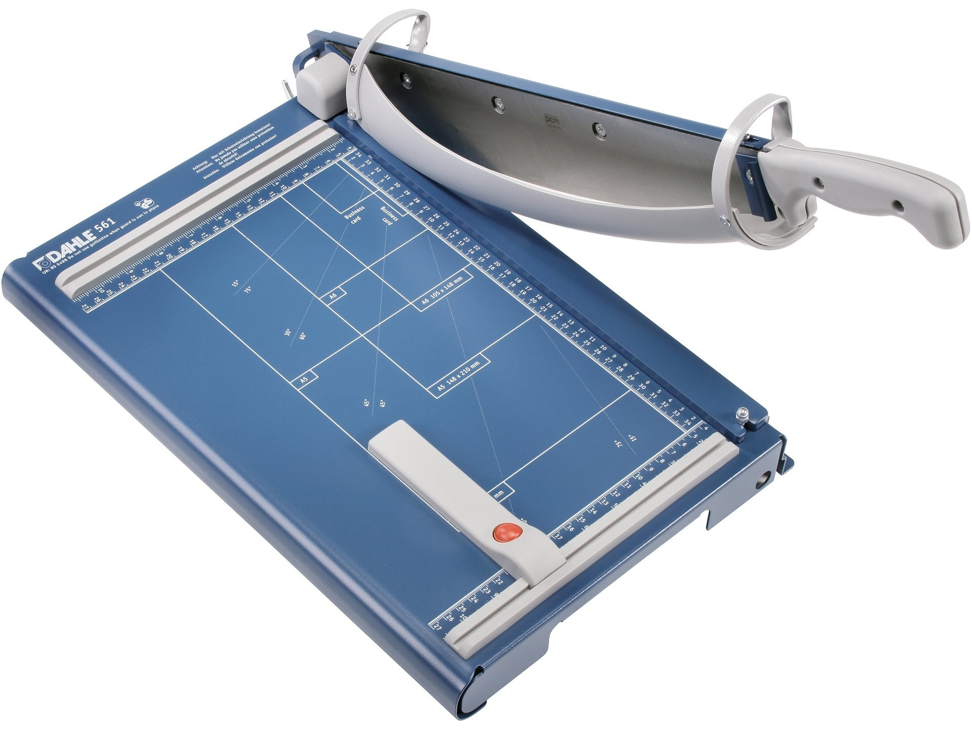 Buy Dahle guillotine paper cutter 561 online at Modulor