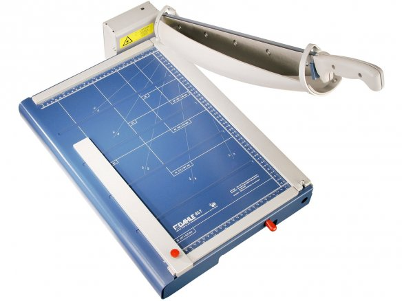 Dahle guillotine paper cutter 867