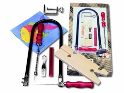 Fret saw tool kit