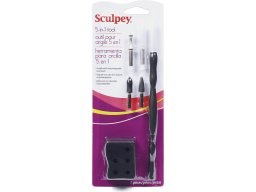 Sculpy 5 in 1 modeling tool
