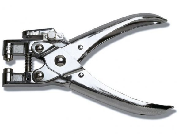 Ticket and eyelet punch pliers, standard quality