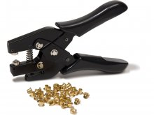 Ticket and eyelet punch pliers, superior quality