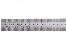 Steel ruler, rust-proof, rigid