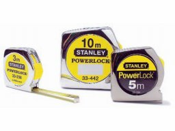 Stanley Powerlock measuring tape
