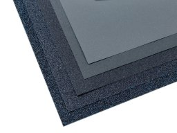 Wet silicon carbide sandpaper, anthracite