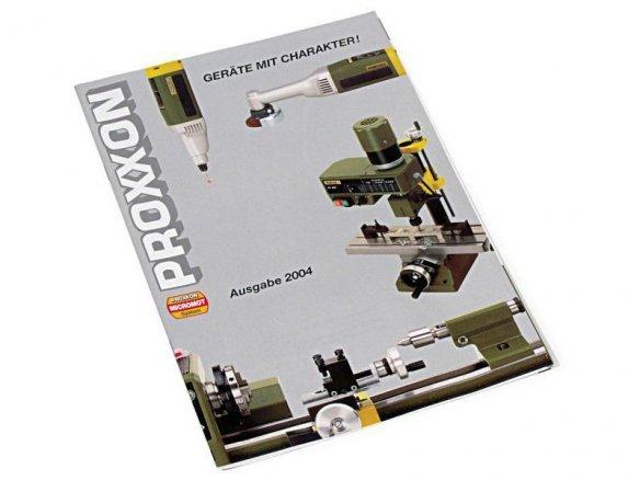 Catálogo general Proxxon