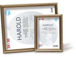 Harold wooden frame for photos
