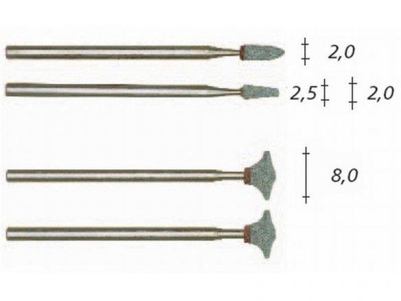 Proxxon Silicium-Karbid-Schleifstifte