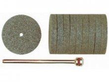 Discos abrasivos Proxxon, de carburo de silicio