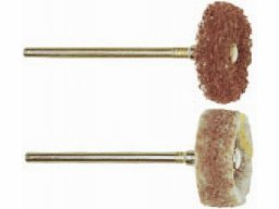 Proxxon nylon fleece brushes