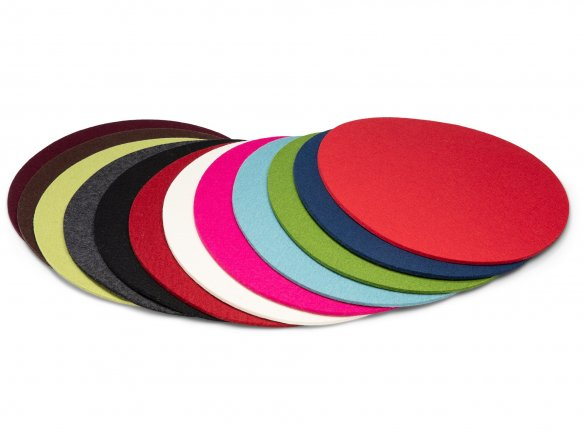 Wondrous Buy Felt Seat Cushion Round Online At Modulor Caraccident5 Cool Chair Designs And Ideas Caraccident5Info