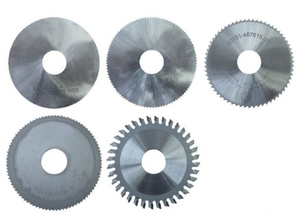 Hojas para sierra circular de mesa Kaleas
