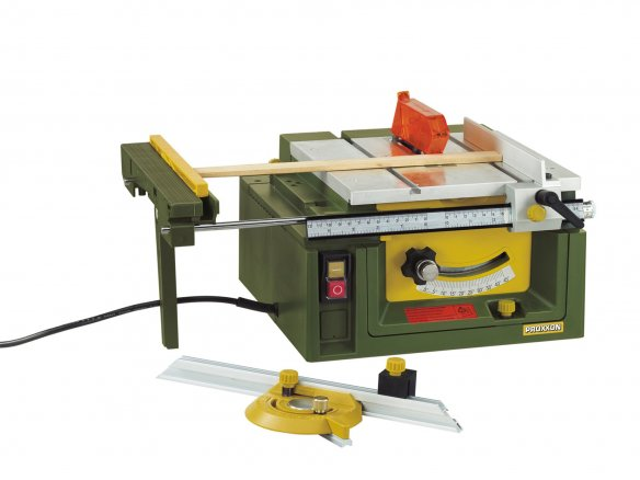 Proxxon fine cut circular table saw FET