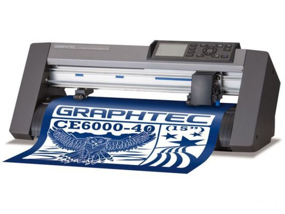 Graphtec CE6000-40 cutting plotter
