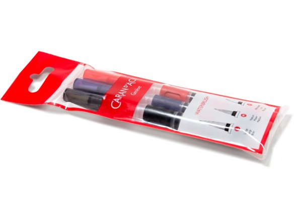 Caran d'Ache Waterbrush, Set