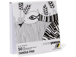 Tangle-Pad Zeichenblock