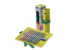 Lamy plus coloured pencils