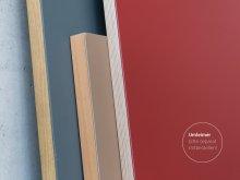 Linoleum Tischplatte im Zuschnitt
