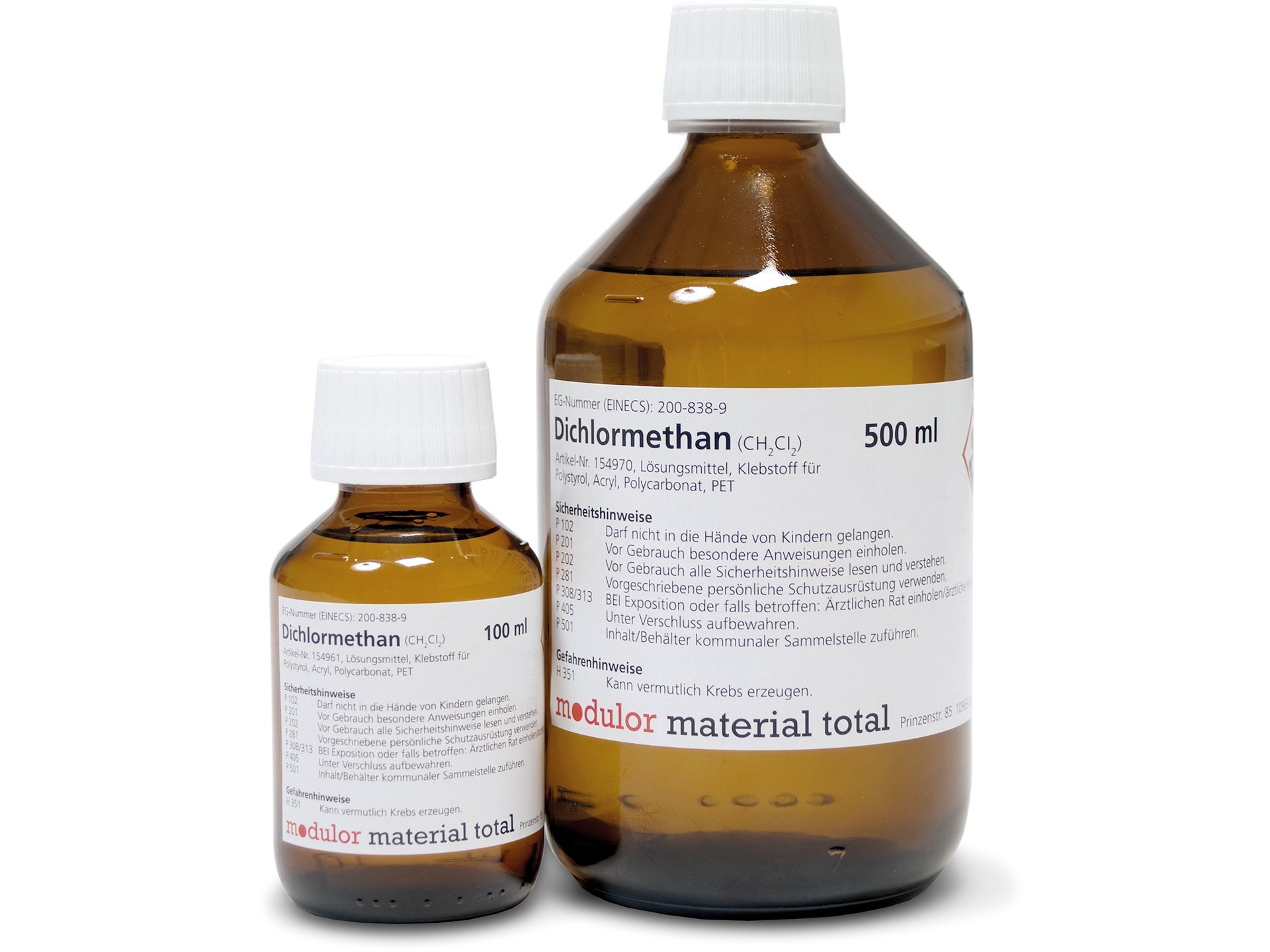 Buy Dichloromethane Methylene Chloride Online At Modulor