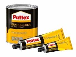 Colla Pattex trasparente extra forte