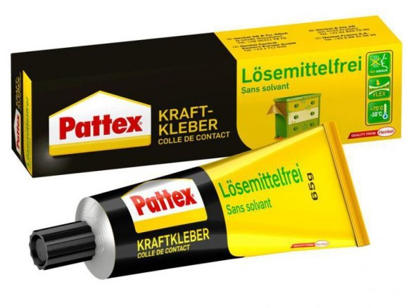 Pattex Solvent-free power glue