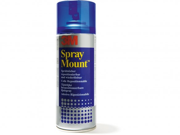 3M Spray Mount spray adhesive