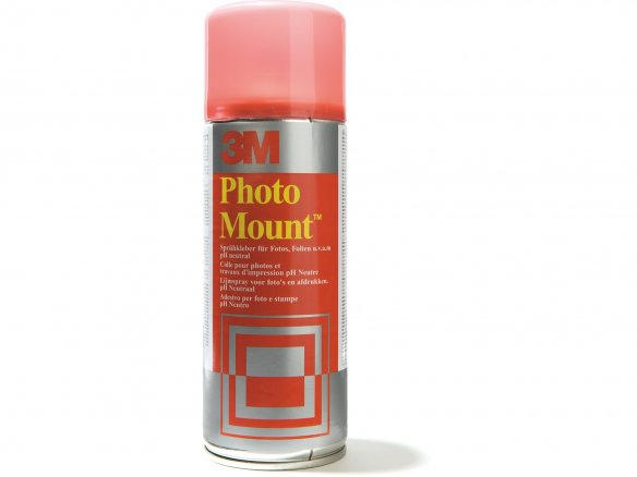 Pegamento en spray 3M Photo Mount